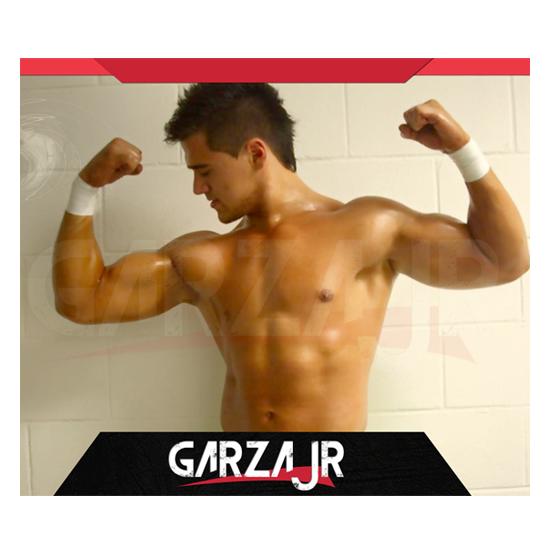 Garza Jr / Hijo del Ninja