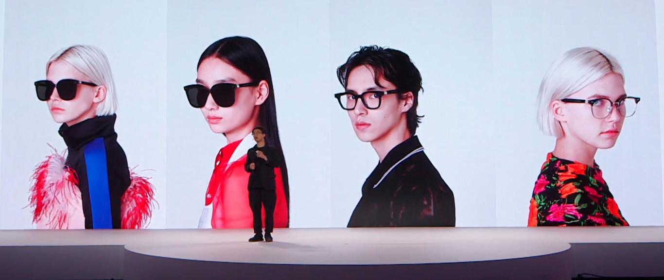 """Huawei creó unas gafas inteligentes para que """"nos olvidemos"""" de los audífonos y los manos libres"""