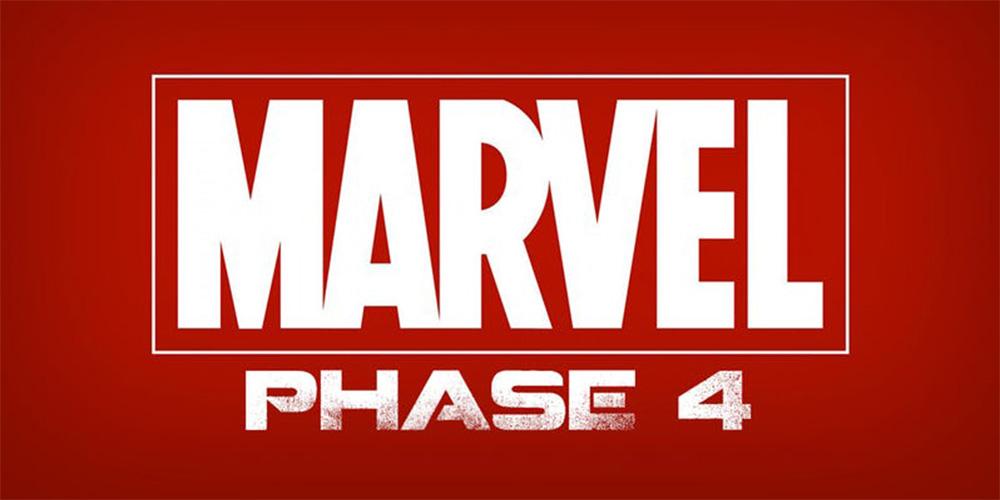 Filtran películas que conformarían la Fase 4 de Marvel