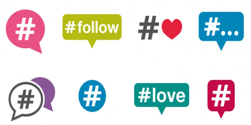 Curiosidades sobre los hashtags