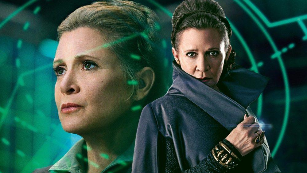 Carrie Fisher está «muy viva» en 'Star Wars: el ascenso de Skywalker': JJ Abrams